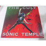 Lp The Cult - Sonic Temple (1989)