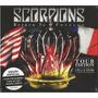 Scorpions - Return To Forever (1 Cd + 2 Dvd) Originais