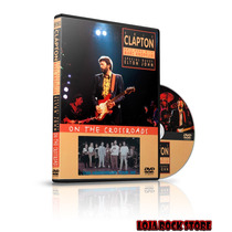 Dvd - Eric Clapton, Mark Knopfler And Elton John Tokyo 88