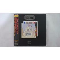Led Zeppelin - The Song Remains The Same Mini Lp Japonês