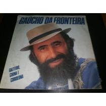 Lp Gaúcho Da Fronteira - Rock Bagual, Vinil 1990, Seminovo