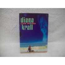 Dvd Original Diana Krall- Live In Rio