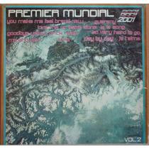 Lp (056) Coletâneas - Premier Mundial 2001 Vol. 2
