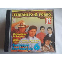*cd - Chitãozinho & Xororó - Sertanejo & Forro No Jt