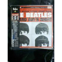 Beatles Album Hard Days Night (mini Vinil Ed. Americana) Cd