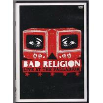 Bad Religion - Live At Paladium - Dvd Novo Lacrado