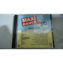 Maxi Dance M40 Fm Vol. 1 ( Coletânea / Dance ) Cd