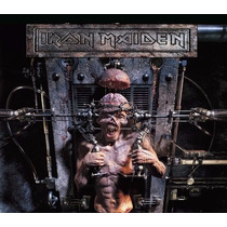 Cd Iron Maiden X Factor =import= Novo Lacrado