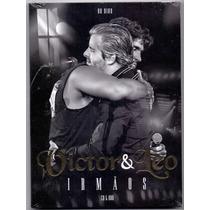 Dvd + Cd Victor E Leo - Irmãos Ao Vivo - Novo***