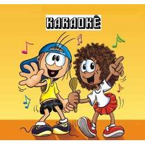 Dvdokê Infantil - Axe-sertanejo - Pop Rock - Pagode - Gospel