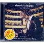 Cd + Dvd David Bisbal - Una Noche En El Teatro Real - Novo**