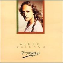 Cd Alceu Valença 7 Desejos (1992) - Novo Lacrado Original