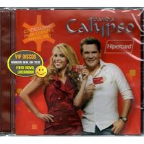 Cd Banda Calypso Hipercard Promocional - Novo Lacrado Raro