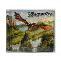 Rhapsody Symphony Of Enchanted Lands Ii 2 Cds Novos Raros