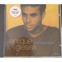 Cd Single Enrique Iglesias - Rhythm Divine