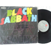 Lp Vinil Black Sabbath - Master Of Reality - Young 1976