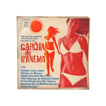 Lp - Garota De Ipanema - V.a.