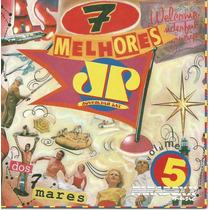Cd - As 7 Melhores Da Joven Pan - Volume 5