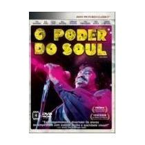 O Poder Do Soul - Dvd - B.b. King, Miriam Makeba,james Brown