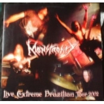 Monstrosity - Live Extreme Brazilian Tour 2002 - (nac)