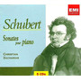 Cd Schubert - Sonates Pour Piano - Christian Zacharias 5 Cds