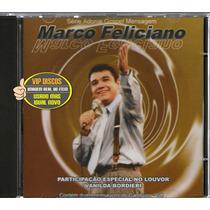 Cd Pr. Marco Feliciano Mensagens De Camburiú - Raro
