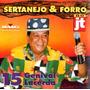 Cd / Genival Lacerda = Sertanejo E Forro No Jt