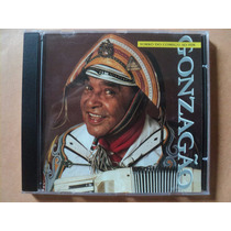 Luiz Gonzaga- Cd Forró Do Começo Ao Fim- 1991- Original!