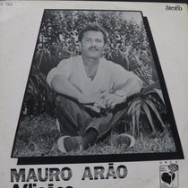 Mauro Arão - Aflições - Mulher Amada Compacto Vinil Raro