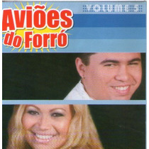 Cd Aviões Do Forró - Volume 5 - Novo***