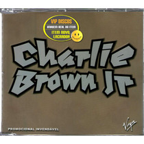 Charlie Brown Jr Cd Single Promo - 6 Faixas - Raro