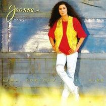 Cd / Joanna (1993) Alma, Coração E Vida
