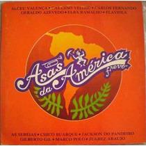 Cd Asas Da América (volume 01)