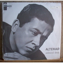Vinil Lp Altemar Dutra - Sentimental Demais - Capa Sanduiche