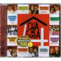 Cd Casa De Samba Vol 4 Com Zelia Duncan Leila Pinheiro Raro