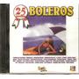 Cd Boleros - 25 Sucessos - Novo***