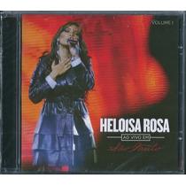 Cd Heloísa Rosa - Ao Vivo Em São Paulo - Vol 1 * Original