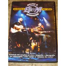 Dvd Bruno & Marrone - Acustico Ao Vivo (2001)