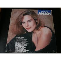Lp Novela O Sexo Dos Anjos Nacional, Disco Vinil 1989