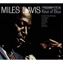 **miles Davis** **kind Of Blue** Remaster 2cds Importados