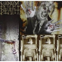 Cd Napalm Death -enemy Of The Music Business