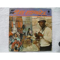 Lp Nat King Cole Espanol Canta Boleros 1972 Disco De Vinil