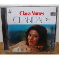 Cd Clara Nunes Claridade+canto Das Três Raças Remaster Bonus