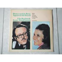 Lp Elis Regina & Toots Thielemans: Aquarela Do Brasil 1969