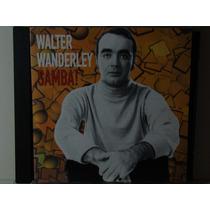 Cd - Walter Wanderley - Samba!