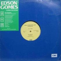 Edson Gomes - Lp Malandrinha - Emi 1988