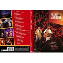 Bruno & Marrone Pela Porta Da Frente Dvd Lacrado Original