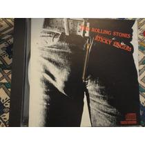 Rolling Stones - Sticky Fingers (1969) Cd Americano Antigo