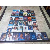 Coleção 38 Fitas Cassetes K7 Novas Lacradas - Roberto Carlos