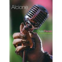 Dvd Alcione - Duas Faces - Ao Vivo Na Mangueira Lacrado Raro